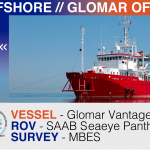 NDE Offshore & Glomar Vantage